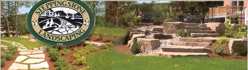 Stepping Stone Landcaping Design Company
